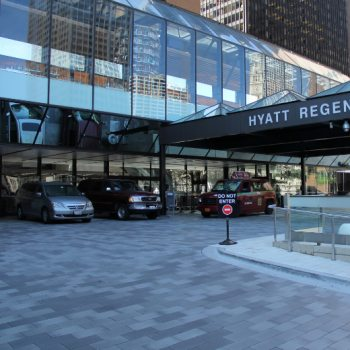 Chicago (USA), Hyatt Regency, Belpasso Special colour